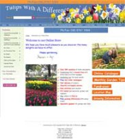 Tulips with a Difference