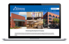 Armstrong Development Website