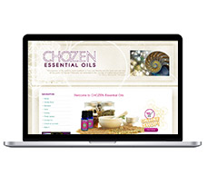 CHOZEN Essential Oils