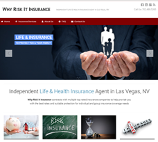 Why Risk It Insurance