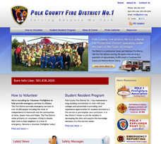 Polk County Fire District No. 1