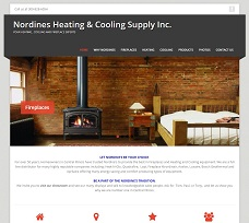 HVAC Website
