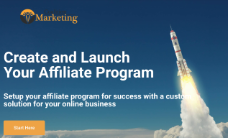 Affiliate Program Launch