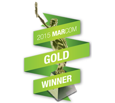 MarCom Platinum Award Winner
