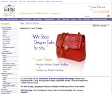 Luxe Purses