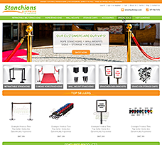 Stanchions Express