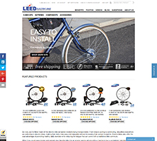 LEED Electric Bike