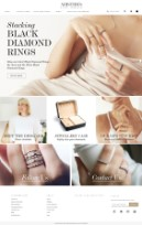 Aristides Fine Jewels - Custom Bigcommerce Theme Design and Development