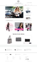 Bagabondinc - Custom design and development of bigcommerce theme
