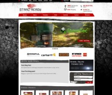 Strac Ready Custom Bigcommerce store design
