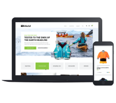 Mercutio helped Kokatat migrate onto BigCommerce for faster performance and a fresh look.