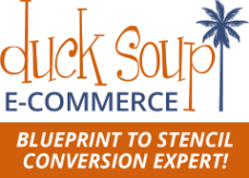 Duck Soup E-Commerce Logo
