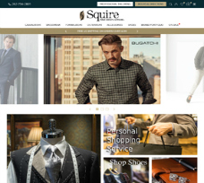 Squire Fine Men's Apparel
