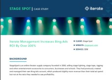 StageSpot Case Study