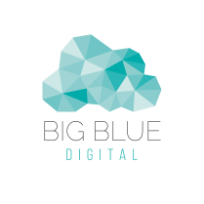 Big Blue Digital Logo
