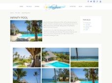 Shwari Watamu - Luxury beach holiday villa on the Kenyan coast.