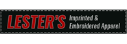 Lester's Imprinted & Embroidered Apparel