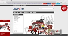 Paprsky Online Store