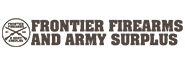 Frontier Firearms and Army Surplus