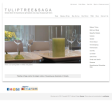 Tuliptree and Saga