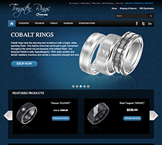 Tungsten Rings For Him