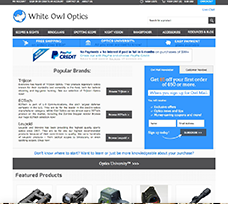 White Owl Optics