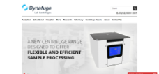 Dynafuge Centrifuges -  Quality High Speed Centrifuges in Australia