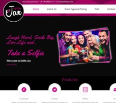 Selfie Jax - Selfie Station Photo Booth