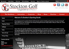 Stockton Golf