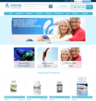 Marine Essentials eCommerce