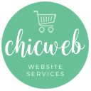 Chic Web Co. Logo