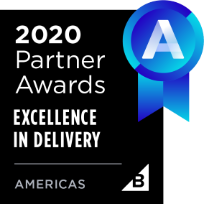 BigCommerce Excellence In Delivery Award