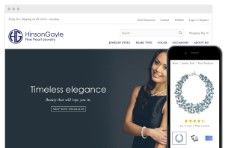 Bigcommerce Custom Design - Hinson Gayle