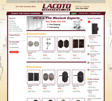 Lacoto Industries Needed A Bigcommerce Designer
