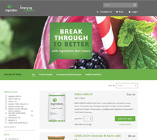 Ingredion : for Emerging Business