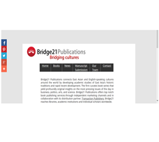 Bridge21 Publications - Website