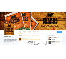 Charqs - All Natural Pork Jerky