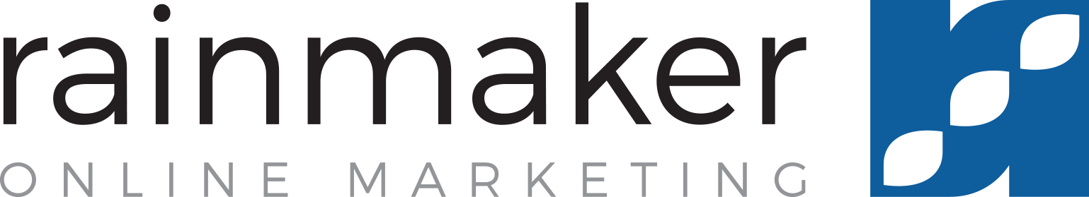 Rainmaker Online Marketing Logo