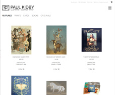 Paul Kidby  - Illustrator