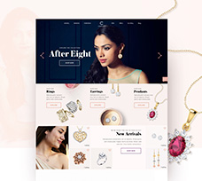 Carat Lane Ecommerce Website