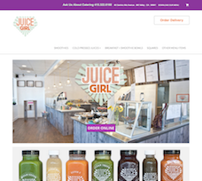 Juice Girl Mill Valley