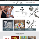 Bigcommerce Stencil Custom Template  For Jewellary Store