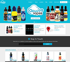Cloud 99 Vapes