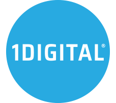 1 Digital Agency Logo
