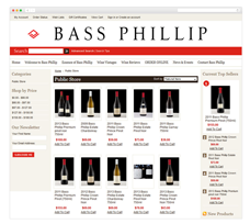 Bass Phillip Wines