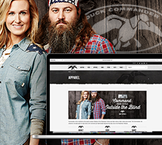 Duck Commander Website