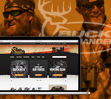 Buck Commander Website